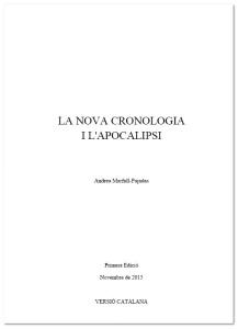 La Nova Cronologia i l'Apocalipsi