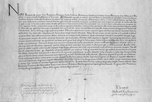 1472 Pragmática de Juan II BN
