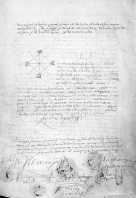 1516 Testamento de Fernando el Católico BN