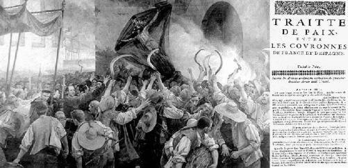 1640 1659 Guerra dels Segadors i Tractat dels Pirineus BN