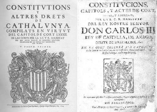 1704-1706 Dos reyes, dos Constituciones BN