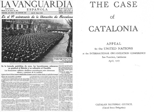 1945 Fascismo y Naciones Unidas BN