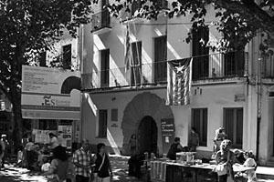 2009 Primer municipio de Cataluña que vota por iniciativa popular sobre la autodeterminación de Cataluña BN