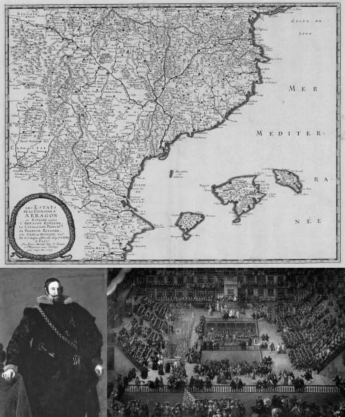 Siglo XVII Estados, Monarquía e Iglesia BN